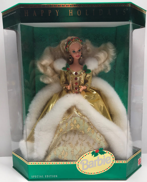TAS038210 - 1994 Mattel Happy Holidays Special Edition Barbie
