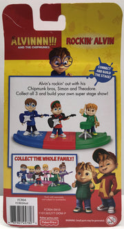 TAS038248 - Alvin And The Chipmunks - Rockin' Alvin Action Figure