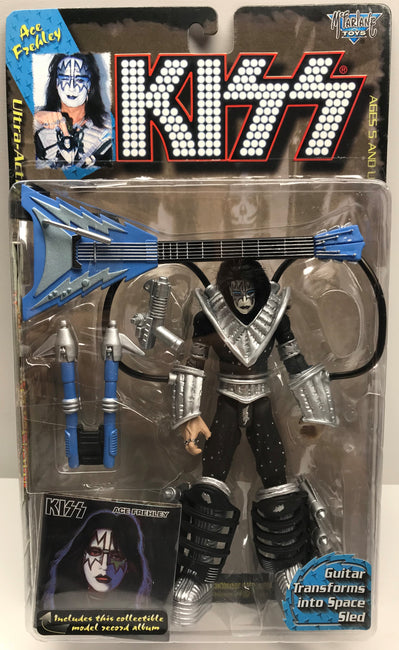 TAS038259 - 1997 McFarlane Toys Kiss Ultra-Action Figure - Ace Frehley
