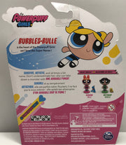 TAS038263 - Spin Master - The Powerpuff Girls - Bubbles Bulle Action Doll