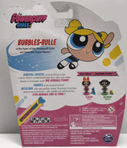 TAS038266 - Spin Master - The Powerpuff Girls - Bubbles Bulle Action Doll