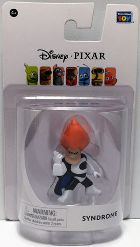 (TAS034758) - Thinkway Toys Disney Pixar Mini Action Figure - Syndrome, , Action Figure, Disney, The Angry Spider Vintage Toys & Collectibles Store  - 1