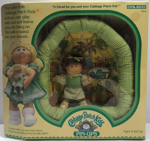 TAS038315 - 1983 Vintage Coleco Cabbage Patch Kids Pin-Ups Doll