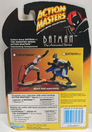 TAS038318 - 1994 Kenner Batman The Animated Series Die-Cast - Catwoman