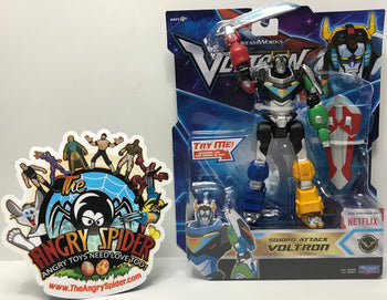 TAS040549 - 2017 Playmates Toys Voltron - Sword Attack Voltron Action Figure
