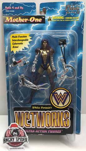 TAS038357 - 1995 McFarlane Toys Mother-One Wetworks Figure