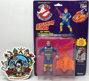 TAS040603 - 1986 Kenner The Real Ghostbusters Screaming Heroes Ray Stantz