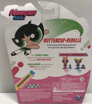 TAS038533 - 2016 Spin Master The Powerpuff Girls Buttercup Rebelle