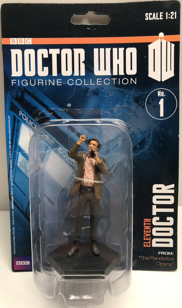 TAS037875 - 2012 Doctor Who Figurine - Eleventh Doctor No. 1