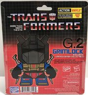 TAS037876 - 2015 Hasbro The Transformers Action Vinyls - G.2 Grimlock
