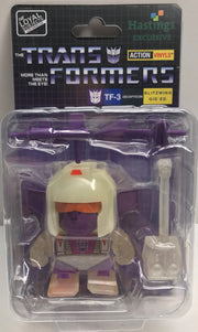 TAS037877 - 2015 The Transformers Action Vinyls TF-3 Blitzwing