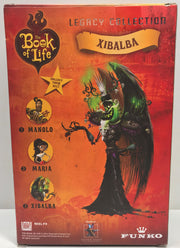 TAS037879 - 2014 Funko The Book Of Life - Xibalba Figure