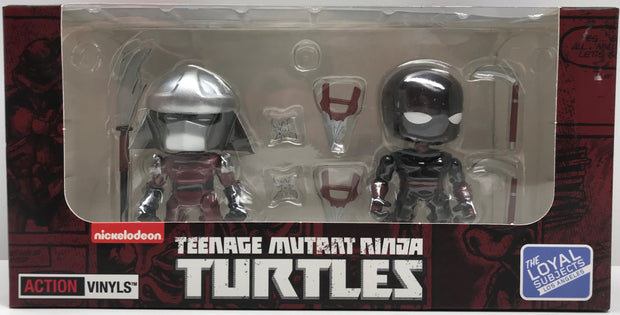 TAS037881 - 2015 Viacom Teenage Mutant Ninja Turtles Action Vinyls - Shredder &