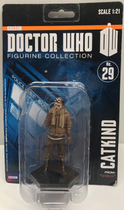 TAS037893 - 2012 Doctor Who Figurine - Catkind No. 29