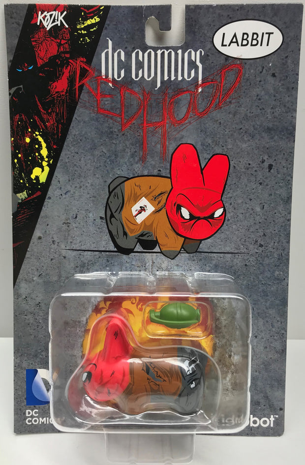 TAS037899 - DC Comics Labbit Red Hood Kidrobot
