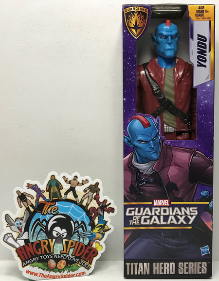 TAS040726 - 2016 Hasbro Marvel Guardians Of The Galaxy Action Figure - Yondu