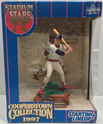 TAS037931 - 1996 Kenner Starting Lineup Cooperstown Collection - Carl Yastrzemski