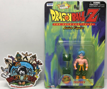 TAS040733 - 1999 Irwin Toy Dragonball Z The Saga Continues - Trunks Series 3