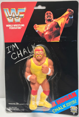 TAS037949 - 1991 Noteworthy WWF WWE Wrestling I'm Chulk - Hulk Hogan