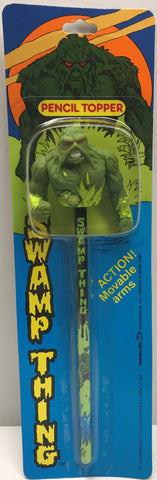 TAS037957 - 1991 Noteworthy Rare Swamp Thing Pencil Topper