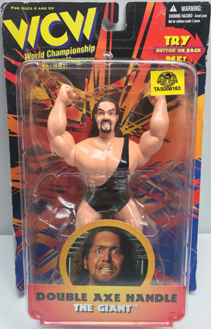 TAS037908 - 1998 OSFT WCW Double Axe Handle - The Giant