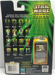 (TAS033215) - 2000 Hasbro Star Wars Power Of The Jedi Ellorrs Madak (Fan Choice), , Action Figure, Star Wars, The Angry Spider Vintage Toys & Collectibles Store  - 2