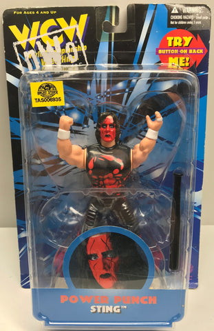 TAS037918 - 1998 OSFT WCW nWo Power Punch - Sting