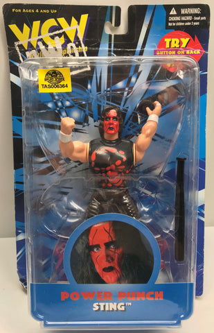 TAS037920 - 1998 OSFT WCW nWo Power Punch - Sting