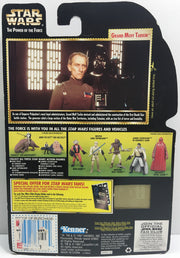 (TAS033232) - 1997 Hasbro Star Wars The Power Of The Force Grand Moff Tarkin, , Action Figure, Star Wars, The Angry Spider Vintage Toys & Collectibles Store  - 2