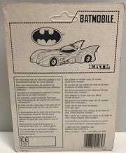 TAS037925 - 1989 ERTL Batman Die-Cast Metal Batmobile