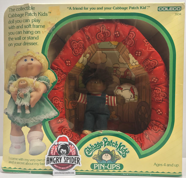 TAS038415 - 1983 Coleco Cabbage Patch Kids Pin-Ups Rudy Doll