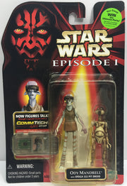(TAS033243) - 1998 Hasbro Star Wars Episode I CommTech Ody Mandrell OTOGA 222, , Action Figure, Star Wars, The Angry Spider Vintage Toys & Collectibles Store  - 1
