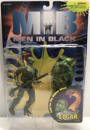 TAS038421 - 1997 Galoob MIB Men In Black - Alien-Attack Edgar
