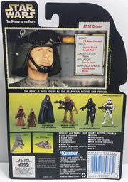 (TAS033263) - 1996 Hasbro Star Wars The Power Of The Force AT-ST Driver Figure, , Action Figure, Star Wars, The Angry Spider Vintage Toys & Collectibles Store  - 2