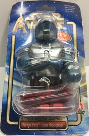 (TAS033274) - 2002 Hasbro Star Wars Attack Of The Clones Jango Fett Gum & Figure, , Action Figure, Star Wars, The Angry Spider Vintage Toys & Collectibles Store  - 3