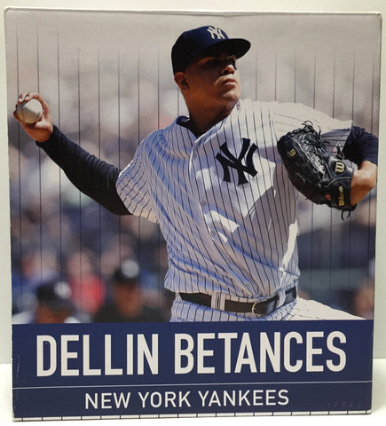 (TAS035076) - 2015 Daily News P.C. Richard & Son Baseball Figure Dellin Betances, , Action Figure, MLB, The Angry Spider Vintage Toys & Collectibles Store  - 1