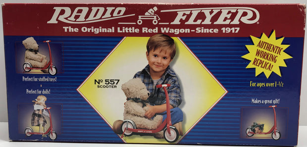 TAS038385 - Radio Flyer Vintage Scooter No 557