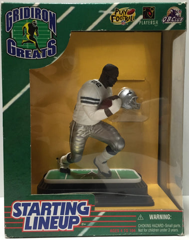 (TAS035106) - 1997 Hasbro Gridiron Greats Starting Lineup Football Emmitt Smith, , Action Figure, NFL, The Angry Spider Vintage Toys & Collectibles Store  - 1