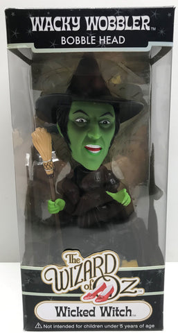 TAS038395 - Funko Wacky Wobbler Bobble-Head The Wizard Of Oz Wicked Witch