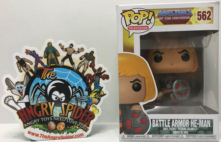 TAS040871 - 2017 Funko Pop! Television Masters Of The Universe He-Man #562