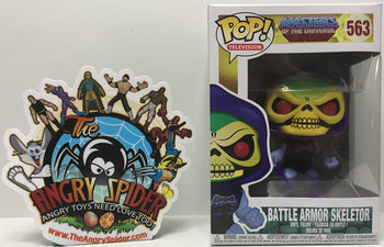 TAS040872 - 2017 Funko Pop! Television Masters Of The Universe Skeletor #563