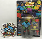 TAS040874 - 1994 Playmates Toys Teenage Mutant Ninja Turtles Star Trek Raphael