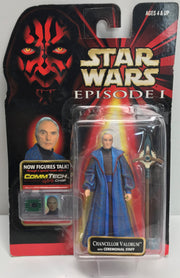 TAS038345 - 1998 Hasbro Star Wars Episode I - Chancellor Valorum