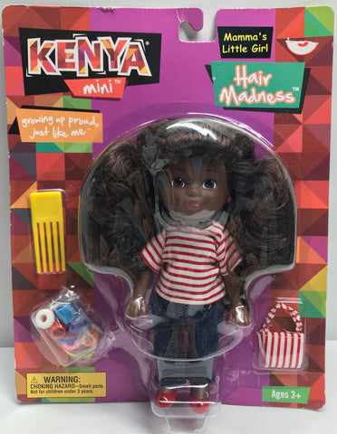 TAS038539 - 2012 Kenya's World Mamma's Little Girl Hair Madness Mini