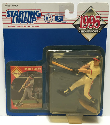 TAS037579 - 1995 Kenner Starting Lineup MLB Ryan Klesko