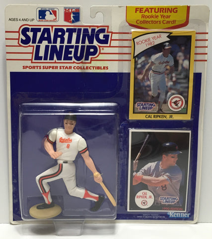 TAS037589 - 1989 Kenner Starting Lineup MLB Cal Ripken, Jr.