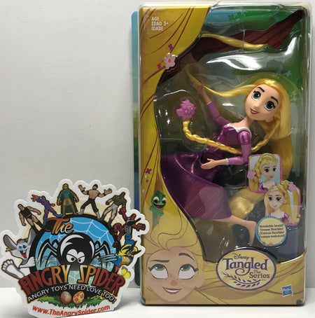TAS041286 - 2016 Hasbro Disney Tangled The Series Action Figure - Rapunzel