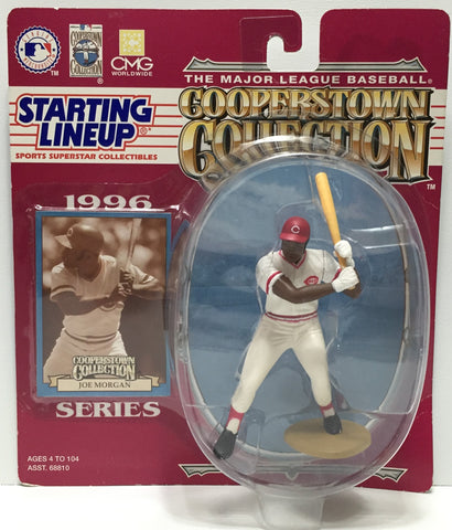 TAS037591 - 1995 Kenner Starting Lineup MLB Joe Morgan