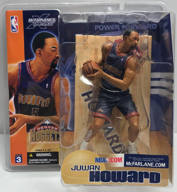 TAS037965 - 2003 McFarlane Toys NBA Denver Nuggets Juwan Howard