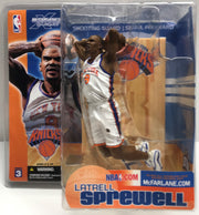 TAS037971 - 2003 McFarlane Toys NBA New York Knicks Latrell Sprewell